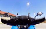 Windschild SMC Explorer TGB Goes CF-Moto 300 450 500 550