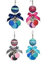 BO perle multicolore