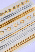 Tatouages bracelets 5
