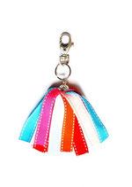 Porte-clés Froufrou multicolore