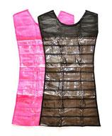 Rangement bijoux rose ou noir