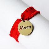 Bracelet élastique froufrou M♥m