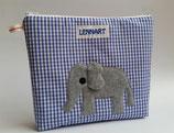 Kinderkulturbeutel Elefant Lennart