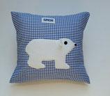Kuschelkissen Eisbär Simon