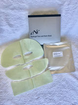 CNC Hydrogel Face and Neck Mask 1 Stk.