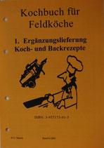 Die Ergänzungslieferung für das Kochbuch für Feldköche