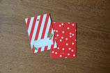 Geschenkanhänger Candy Cane • 10er-Pack