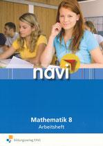 navi Mathematik 8, Arbeitsheft