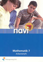 navi Mathematik 7, Arbeitsheft