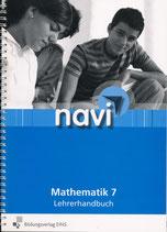 navi Mathematik 7, Lehrerhandbuch