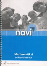 navi Mathematik 6, Lehrerhandbuch