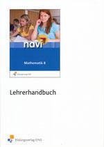 navi Mathematik 8, Lehrerhandbuch