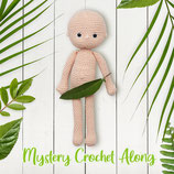 Crochet Along Mystery Doll