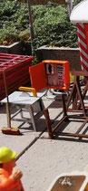 Baustrom-Verteilerkasten