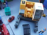 Kreissäge und Kompressor