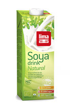 SOYA DRINK NATUREL  1L