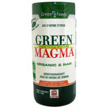 GREEN MAGMA JUS D'ORGE EN POUDRE 150gr
