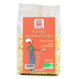 FLOCONS DE POIS CHICHES 350gr
