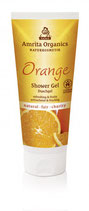 GEL DOUCHE A L'ORANGE