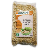 FLOCONS D'AVOINE GROS 500gr
