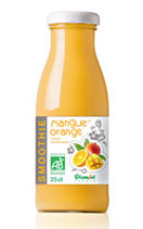 SMOOTHIE MANGUE/ORANGE 25cl