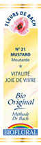 N°21 MUSTARD moutarde 20ml
