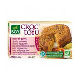 CROQ TOFOU/CURRY 2X100gr