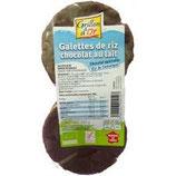 GALETTES DE RIZ CHOCOLAT AU LAIT 100gr