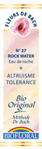 N°27 ROCK WATER 20ml