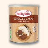CEREALES CACAO DES 8 MOIS 220gr