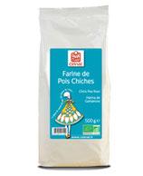 FARINE DE POIS CHICHES 500g