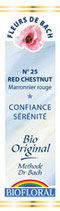 N°25 RED CHESTNUT MARRONNIER ROUGE 20ml