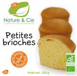 4 BRIOCHES NATURE 225gr