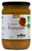 COMPOTE DE POMMES 660gr