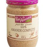 PUREE D'AMANDES COMPLETES 630g