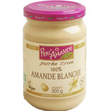 PUREE D'AMANDES BLANCHIES  300g
