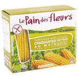 PAIN DES FLEURS MAÏS SANS GLUTEN 150gr