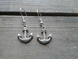 OR-021 Anker Anchor Ohrringe maritim Segeln Geschenk Mitbringsel