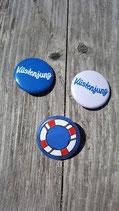 BS-006 maritimes Button Set Küstenjung für Segler Norddeutsche Nordlichter Matrosen