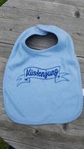 MM-004 Küstenjung Baby Lätzchen maritim lütter Seemann Geschenk zur Geburt Norddeutsch