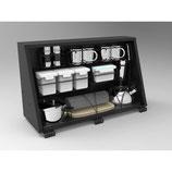 Staubox mit Küchen-Set