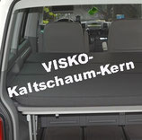Schlafauflage für VW California mit 3er Sitzbank
