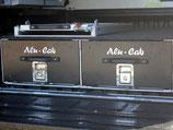 Alu-Cab Schubladensystem 1450, zwei Schubfächer