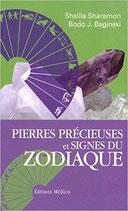 Le pouvoir secret des pierres précieuses et leur relation avec les douze signes du zodiaque.