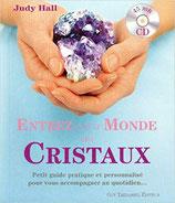 Entrez dans le monde des cristaux - Livre + CD