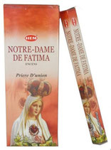Encens Notre Dame de Fatima