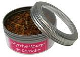 Encens grains Myrrhe Rouge de Somalie
