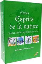 Cartes Esprits de la nature - Partez à la découverte de vous-même
