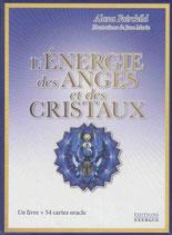 L'énergie des anges et des cristaux - Coffret