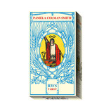 Tarot RWS Pamela Colman Smith 78 Cartes + Les Instructions (Français)